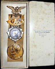 11-97 Lincoln medal