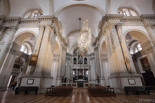 Venezia : Basilica di San Giorgio Maggiore