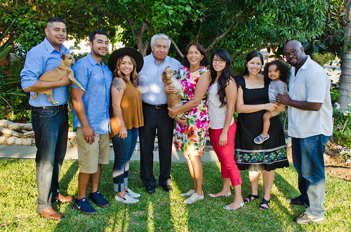 Mosqueda Family 2015