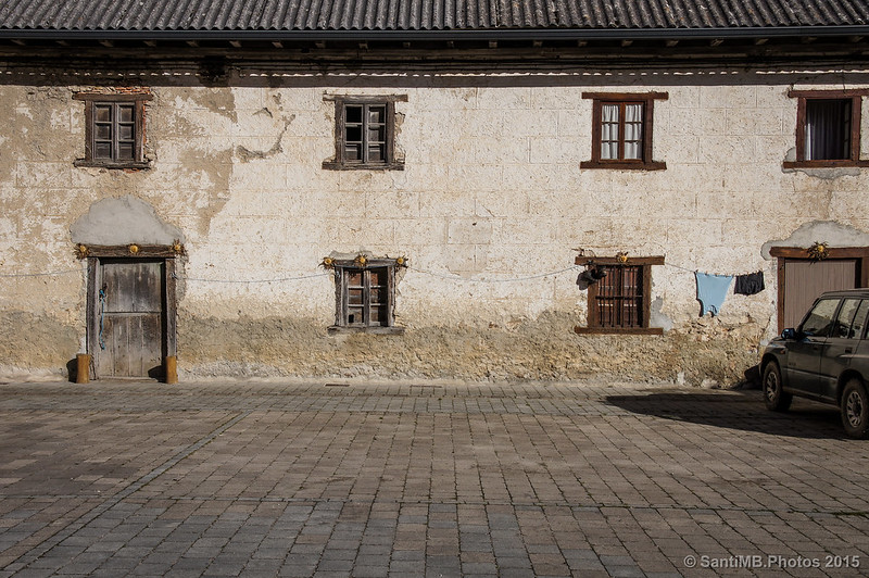 El viejo palacio