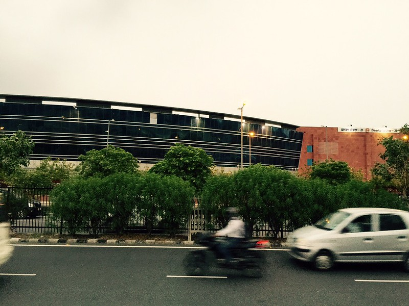 Delhi Metro - Last Points, Around Town