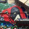 Nineta at the Wall at Central Square #wallatcentralsquare @ninetapower #nineta #ninetapower #cambridge #centralsquare #graffiti #graffitiwall