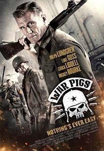 Lợn Chiến - War Pigs (2015)