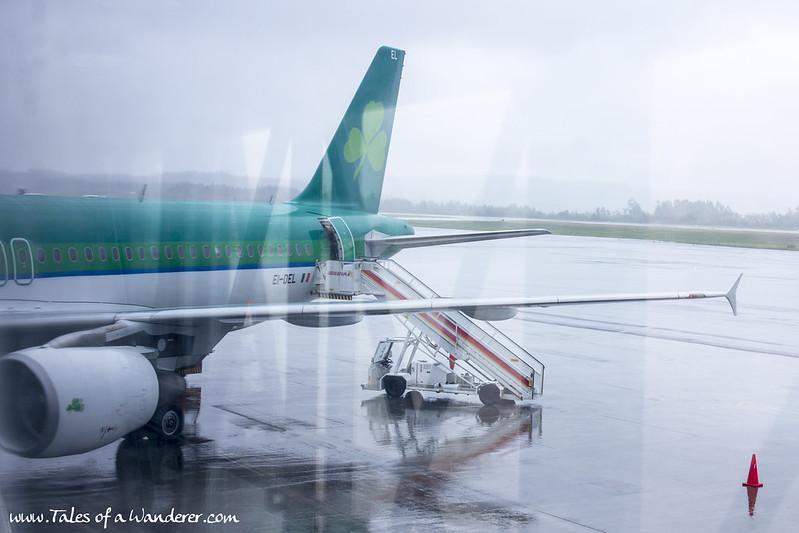 SANTIAGO DE COMPOSTELA - Aeroporto de Lavacolla