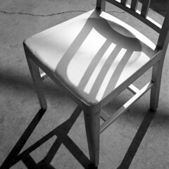 Silver Chair - Common Objects Reconsidered