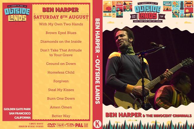 Ben Harper - Outside Lands 2015