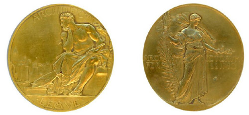 ARCHITECTURAL LEAGUE OF NEW YORK GOLD MEDAL