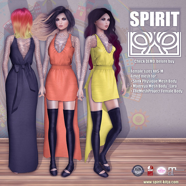 SPIRIT - Vera dress