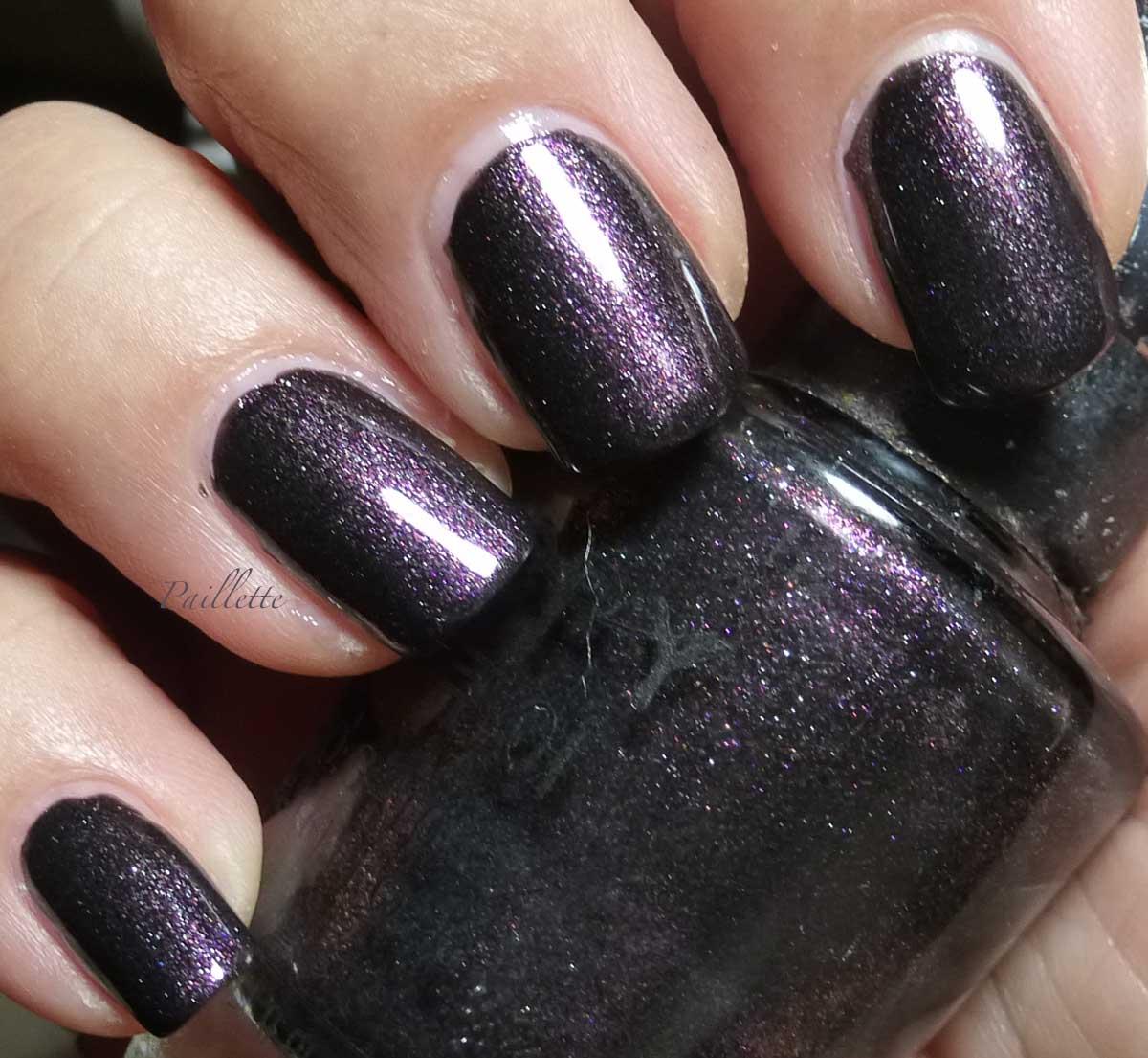 Paillette: a little nail polish journal: Autumnal Plums