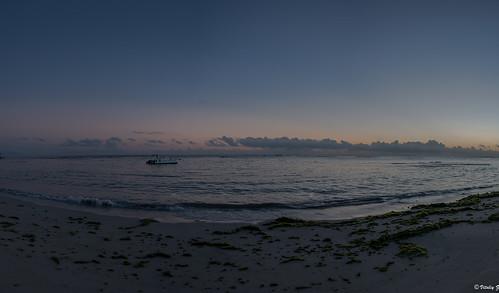 dominicanrepublic ocean atlanticocean atlantic beach sunrise summer morning puertoplata costadorado nikon caribbean fx d750 travel