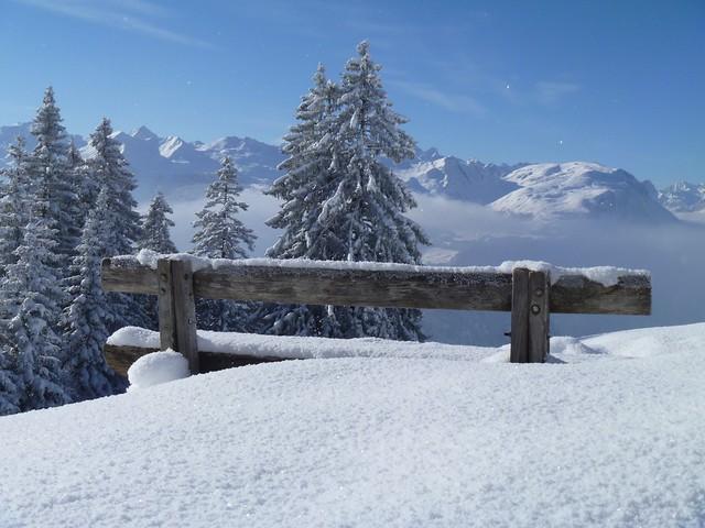 Winterlandschaft, Panasonic DMC-FT10