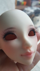 Fa enni head with rakeru makeup - Photo of Pruniers