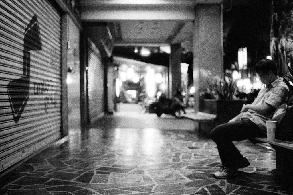 Night music in Taipei