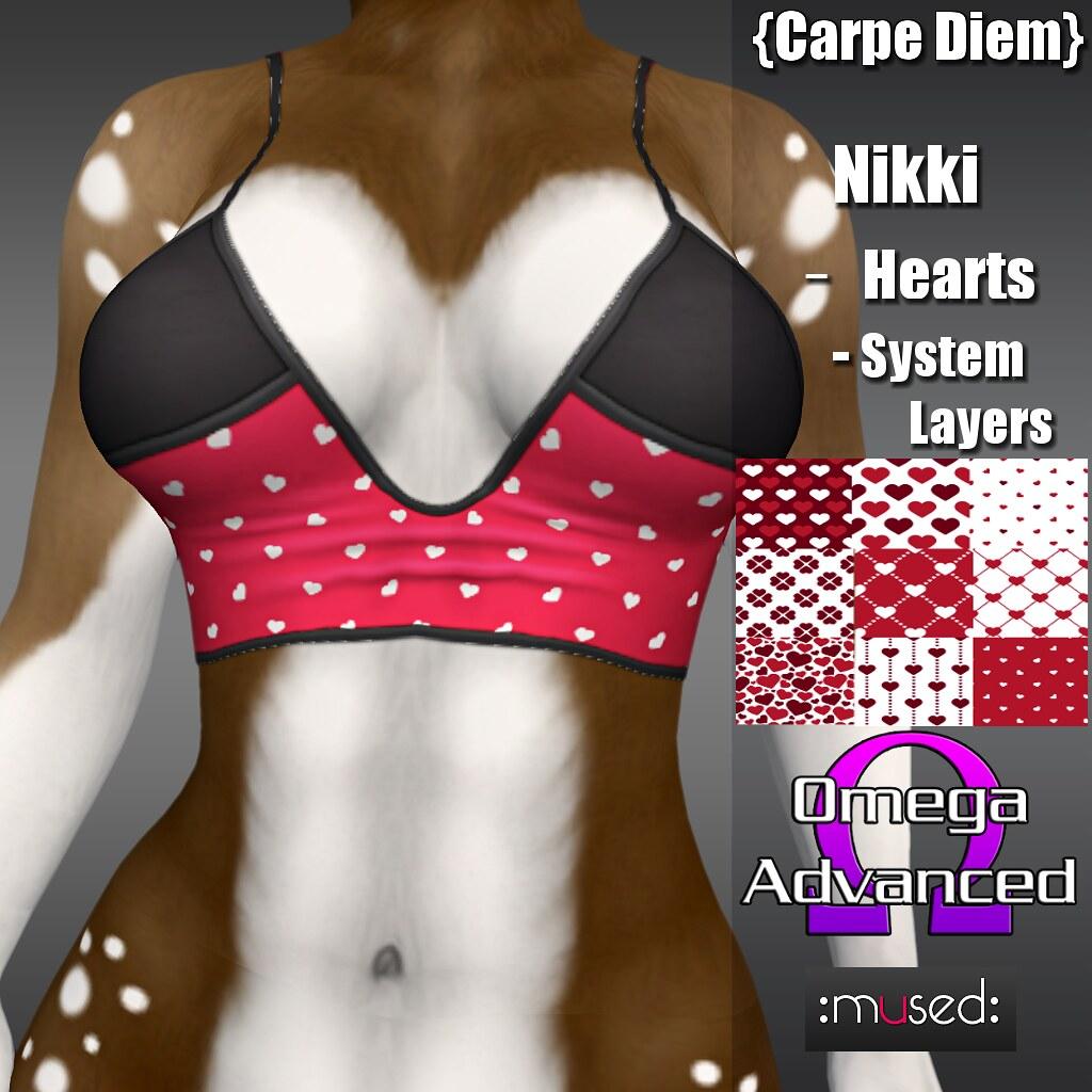 Nikki – Hearts