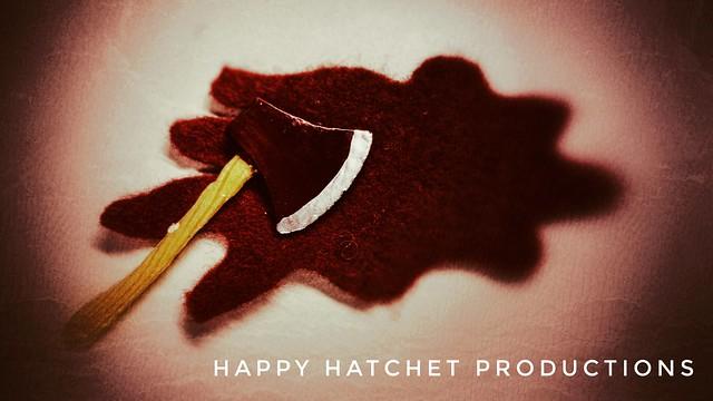 Happy Hatchet Productions logo
