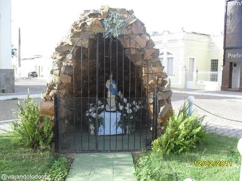 Porto Real do Colégio -  Gruta Nossa Senhora Imaculada da Conceição