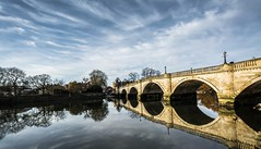 Richmond Bridge...