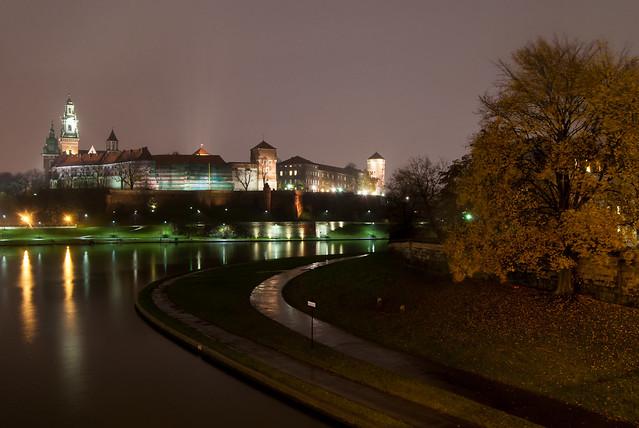 Wawel at Night