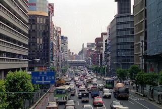 Tokyo, 1987