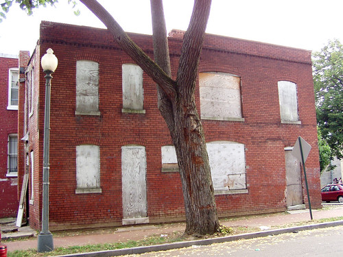 Vacant Rowhouse in Trinidad, Washington, DC