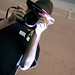 A mysterious interloper with a camera by Norby