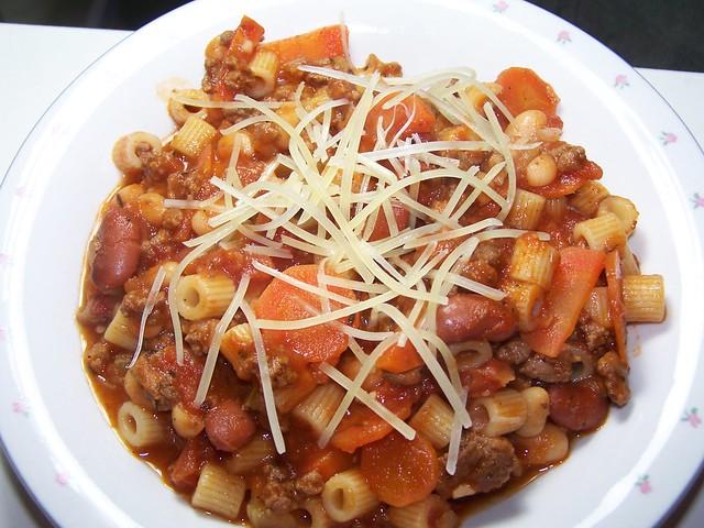 Pasta E Fagioli Stew Flickr Photo Sharing