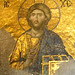 Jesus from the Deesis Mosaic by jakebouma