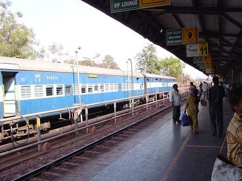 Hospet India  City new picture : Hospet train station | Flickr Photo Sharing!