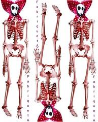 costume design(0.0), muscle(0.0), human body(0.0), fashion illustration(0.0), doll(0.0), organ(0.0), skeleton(1.0), cartoon(1.0), illustration(1.0),