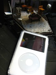 ipod, portable media player, multimedia, electronics, gadget, media player,