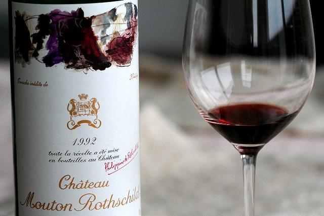 Ch. Mouton Rothschild 1992