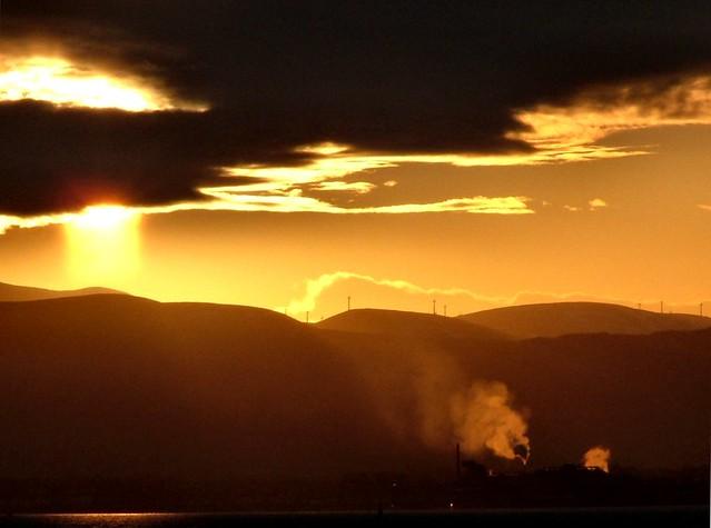 Invergordon Sunset