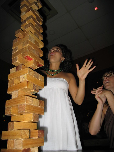 giant jenga by fudj, on Flickr