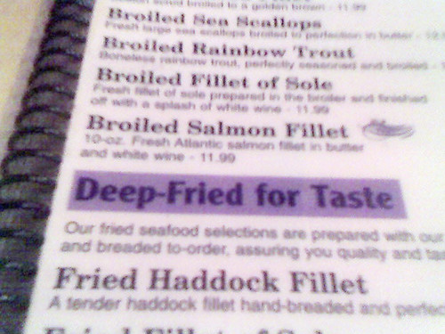 Deep-Fried For Taste