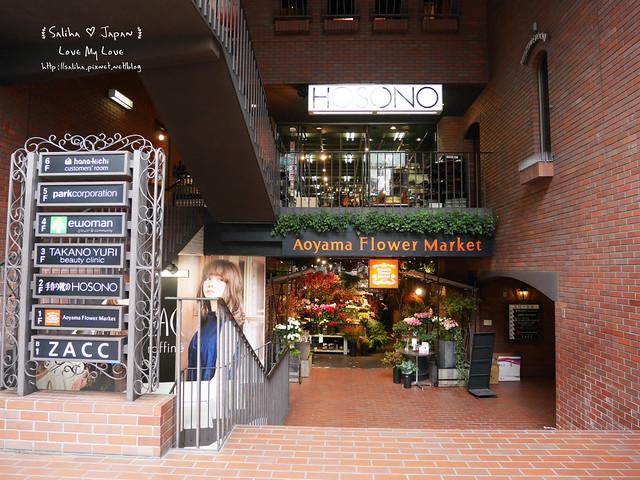 日本東京表參道花店咖啡館Aoyama Flower Market Tea House青山店  (13)