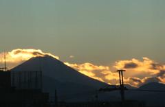 Mt Fuji Dec 18