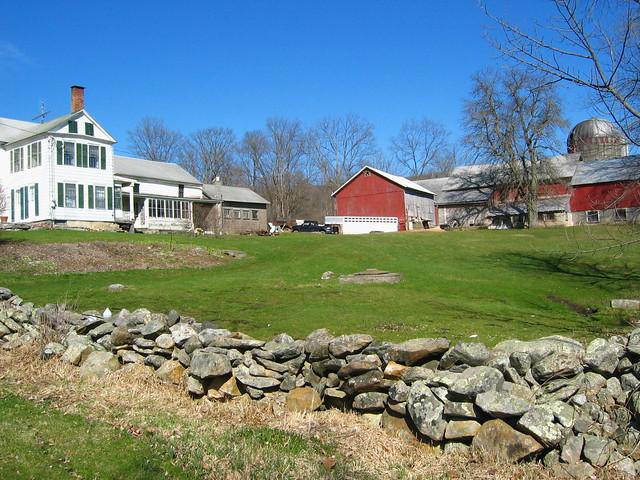 Farm New England Style
