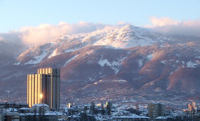 Mount Vitosha by CC user podoboq on Flickr