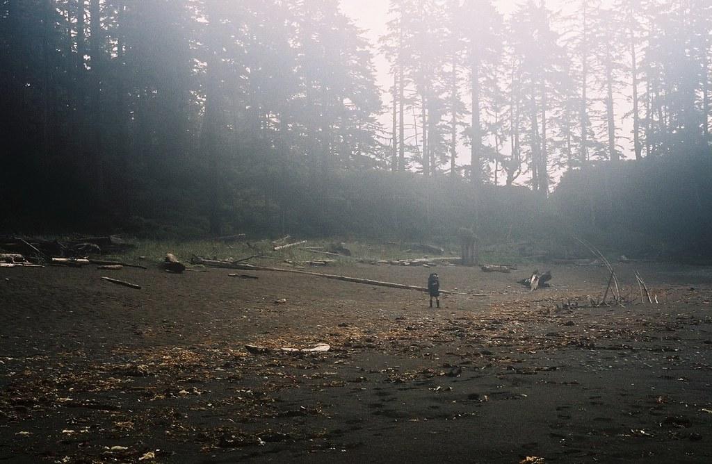 West Coast Trail - Beachwalker