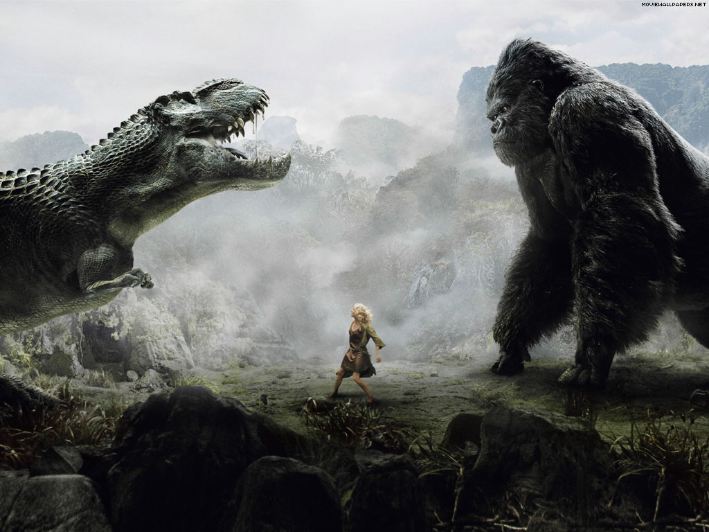 Editorial: Could The 'Skull Island' Movie Announcement Mean Another King Kong Game? 1