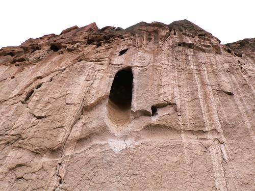 Bandelier bat cave