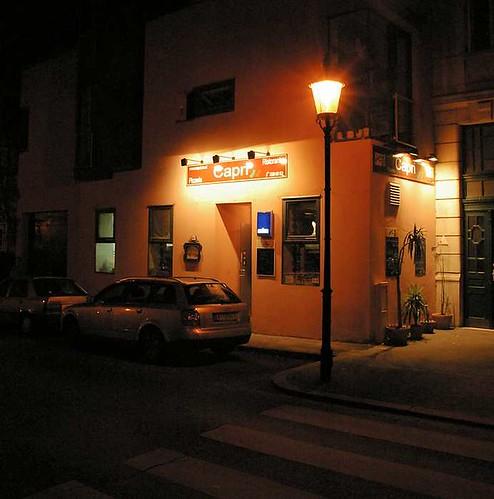 A Pizza Place near Hotel Kaiser Franz Joseph