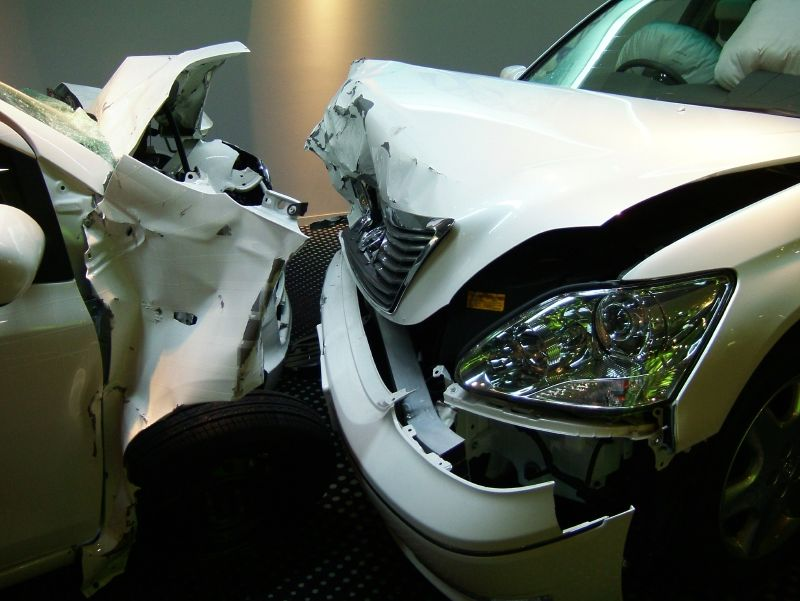 common injuries in car wreck