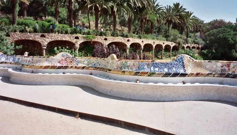 Parque Guëll Barcelona