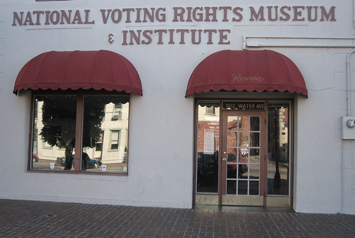National Voting Rights Museum and Institute (Photo: iamthebestartist, flickr)