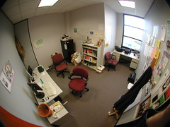 Fisheye Office