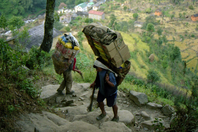 Sherpas   Solu Khumbu Region, Nepal