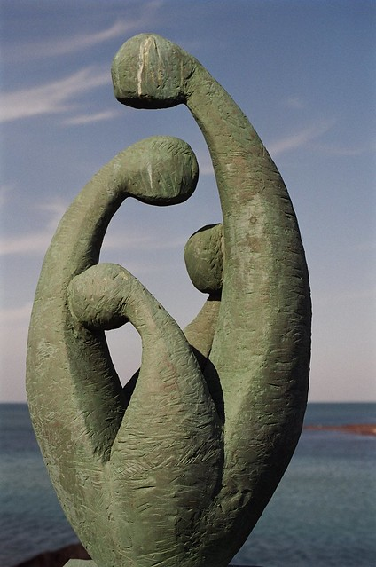 Bronze Sculpture, Caesarea,