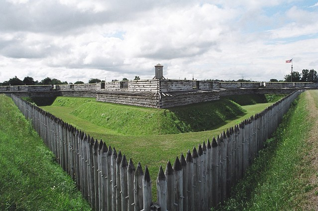 Fort Stanwix National Monument Rome Ny Flickr Photo