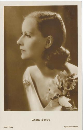 "Greta Garbo ""Wild Orchids""1928  by James Manatt"